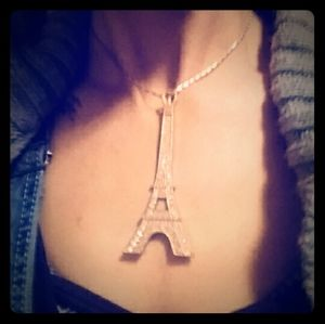 jcpenney Jewelry - Eiffel Tower Necklace